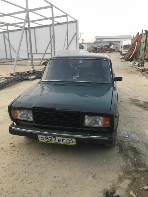 ВАЗ (Лада) 2107 2004
