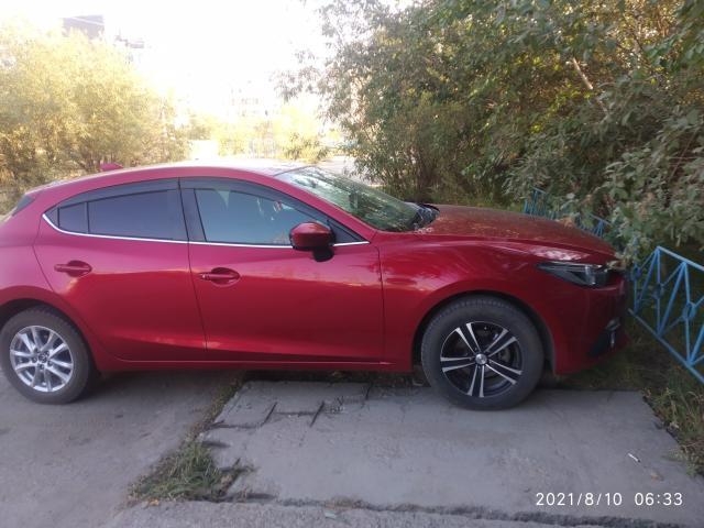 Mazda Axela 0