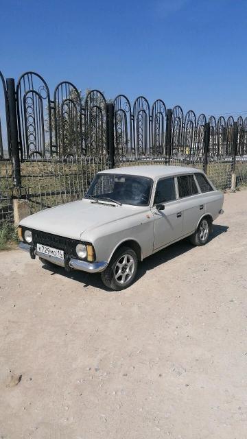 ИЖ 2125 Комби 1993