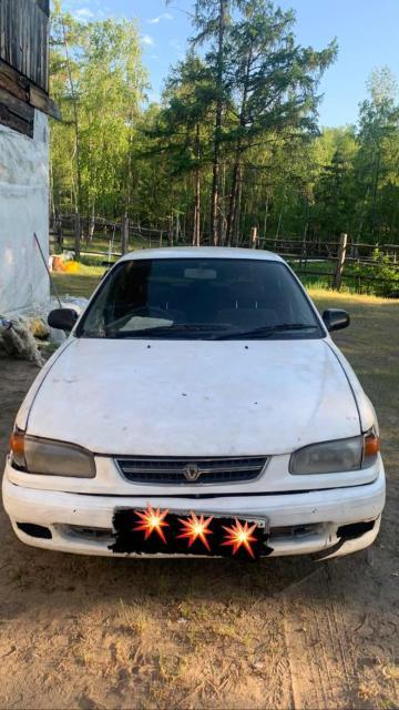 Toyota Sprinter 1996