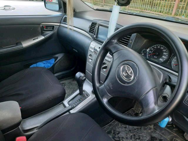 Toyota Allex 0