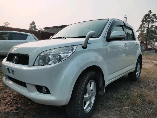 Toyota Rush 2008