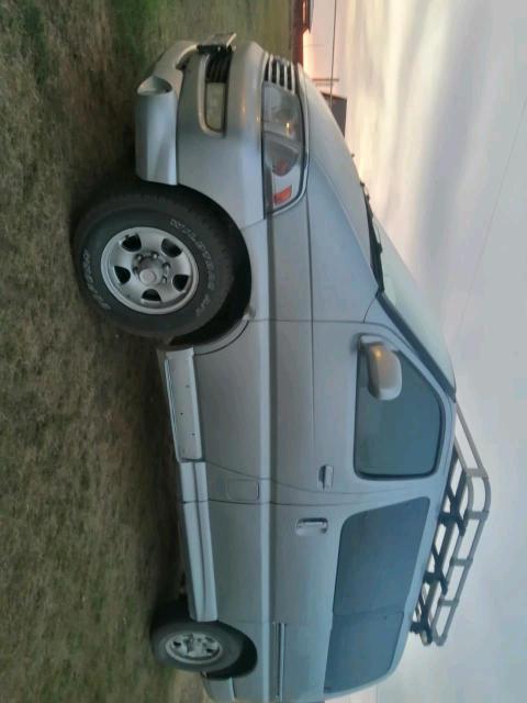 Toyota Hiace Regius 1999