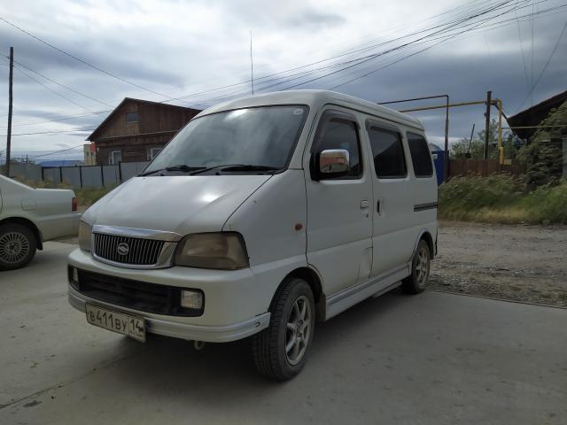 Suzuki Every 2001