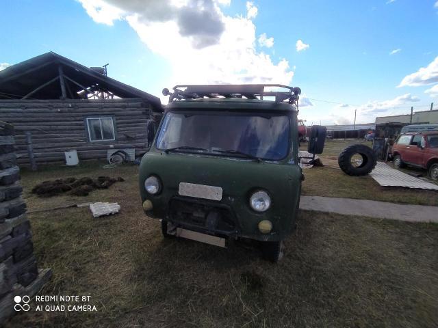 УАЗ Бортовой (УАЗ-3303) 0