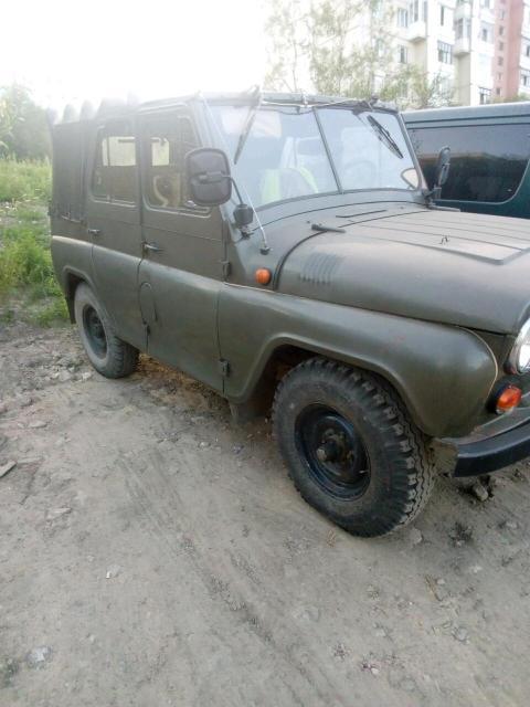УАЗ 31514 1992