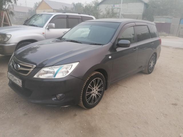 Subaru Exiga 2009