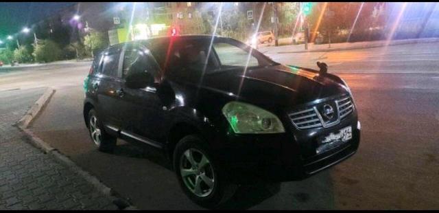 Nissan Qashqai 2008
