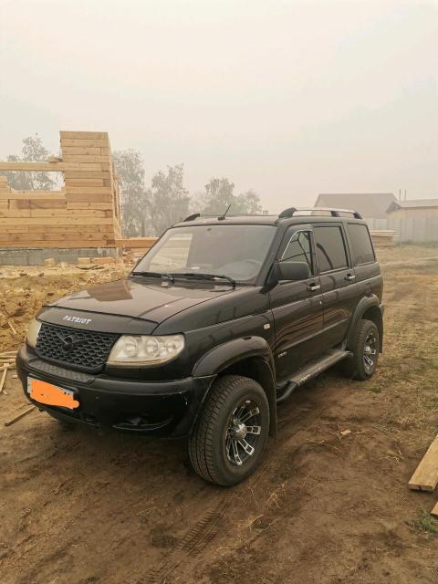 УАЗ Патриот (УАЗ-3163) 2014