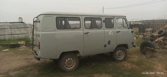 УАЗ 469 2017