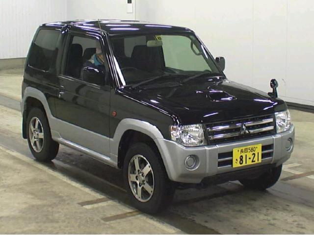 Mitsubishi Pajero Mini 0