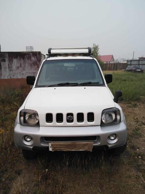 Suzuki Jimny Wide 2000