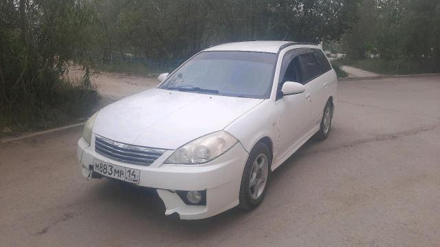 Nissan Wingroad 2002