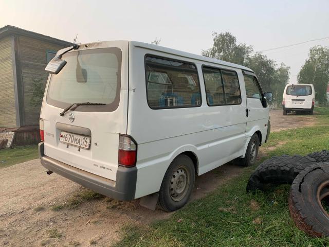Nissan Vanette 2010
