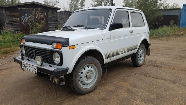 ВАЗ (Лада) 2121 4x4 Нива 2001