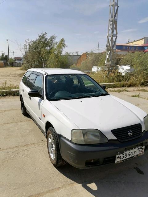 Honda Partner 2001
