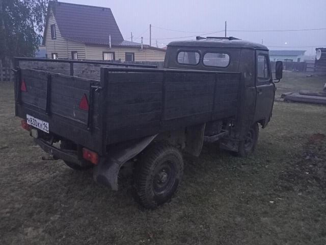 УАЗ Бортовой (УАЗ-3303) 1990