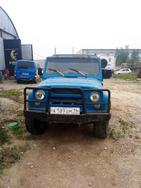 УАЗ 3151 2000