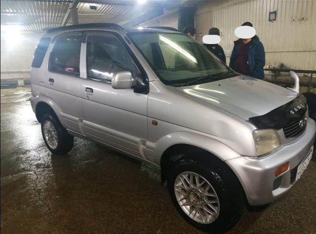 Toyota Cami 1999