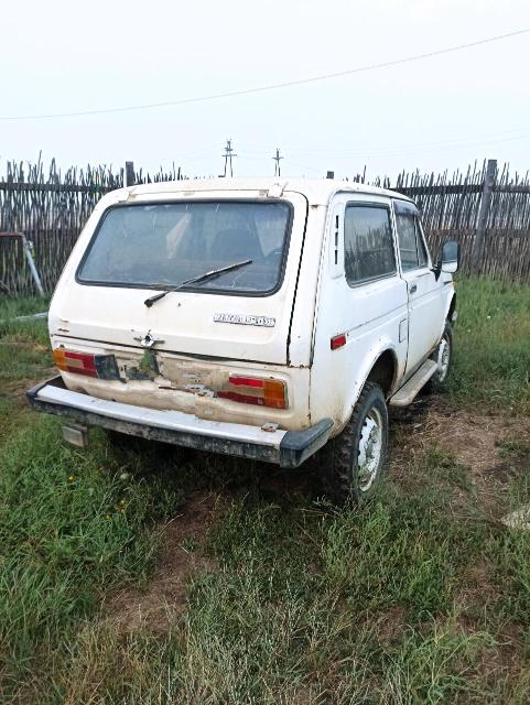 ВАЗ (Лада) 2121 4x4 Нива 1991