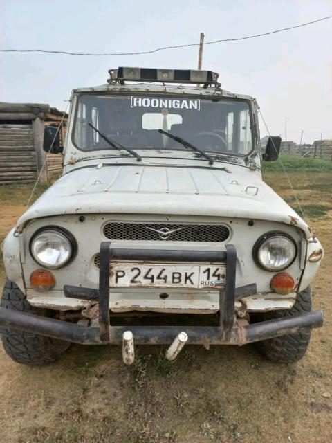 УАЗ 3151 1999