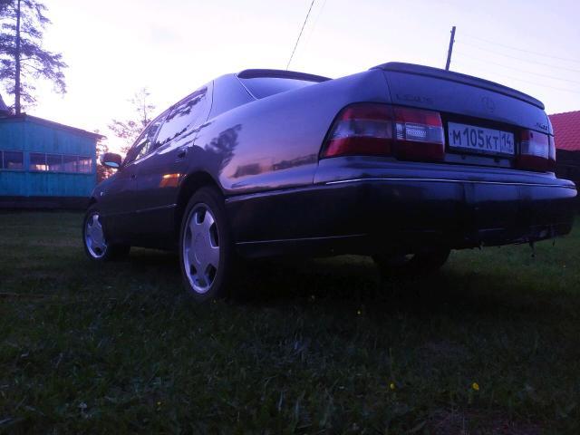 Toyota Celsior 1995
