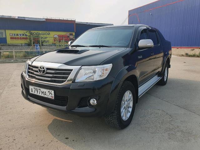 Toyota Hilux Pick Up 2014