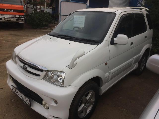 Toyota Cami 2001