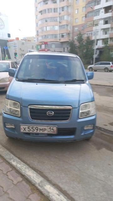 Suzuki Wagon R Solio 2003