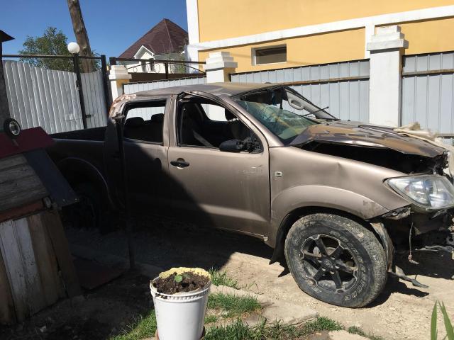 Toyota Hilux Pick Up 2010