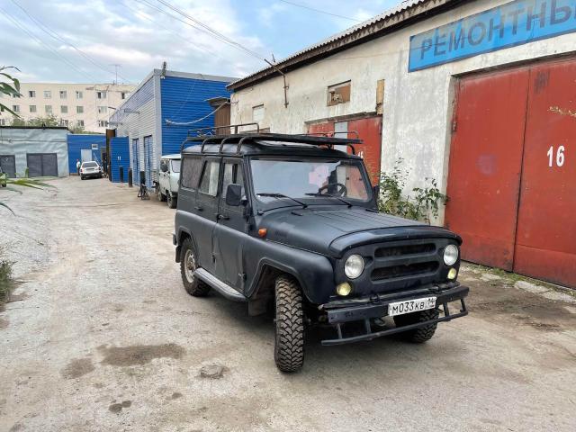 УАЗ Хантер (УАЗ-315195) 2010