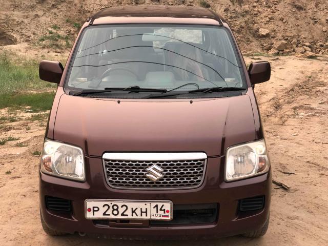 Suzuki Solio 2008