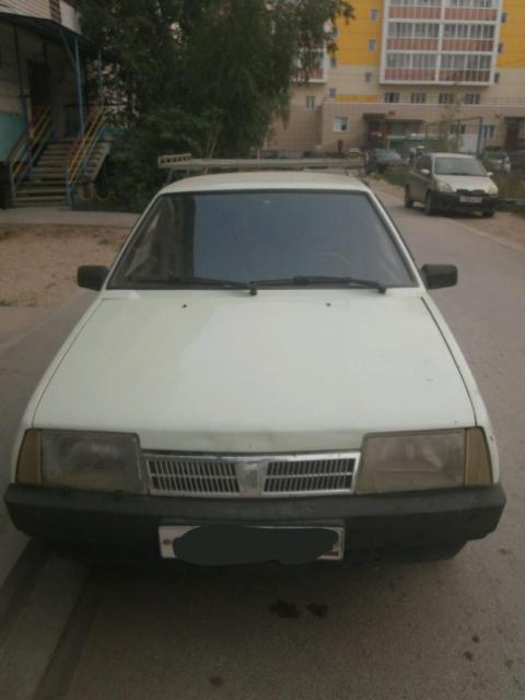 ВАЗ (Лада) 21099 1995