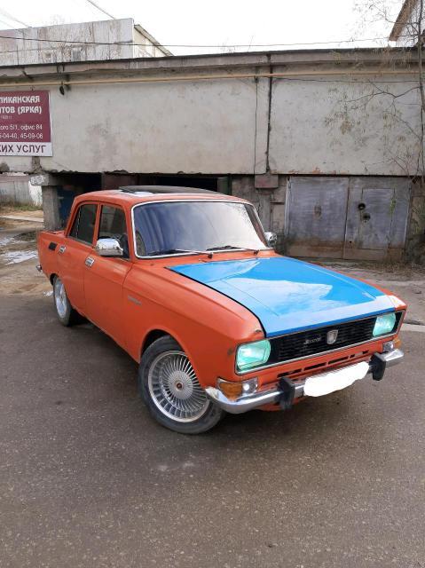 Москвич 2140 0