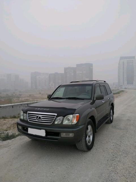 Lexus LX470 2005