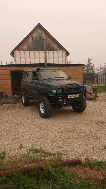 УАЗ 3162 2002