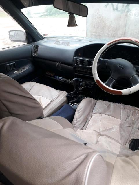 Toyota Sprinter Carib 1991