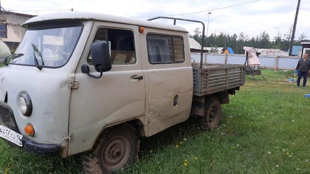 УАЗ Фермер (УАЗ-39094) 2005