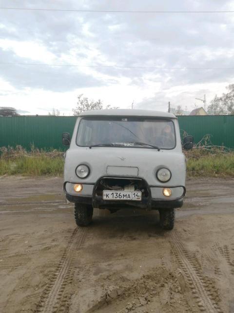 УАЗ Фермер (УАЗ-39094) 2002