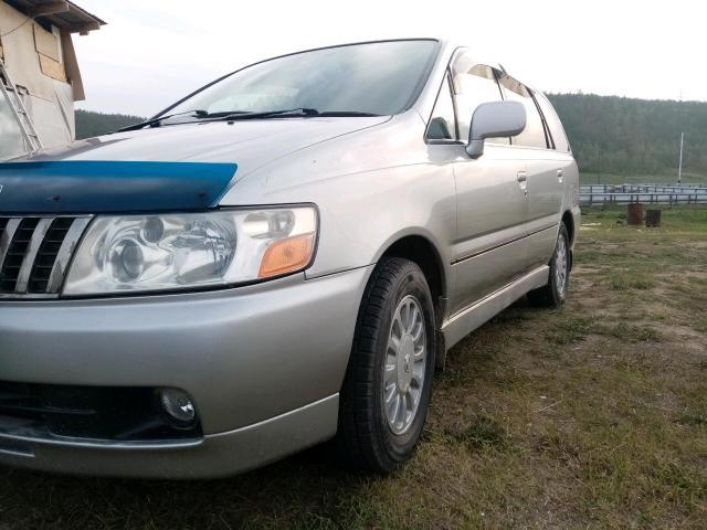 Nissan Bassara 2001