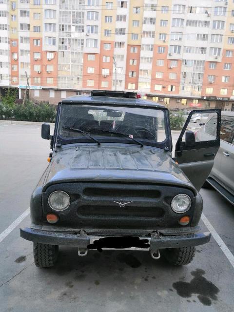 УАЗ 3153 2004