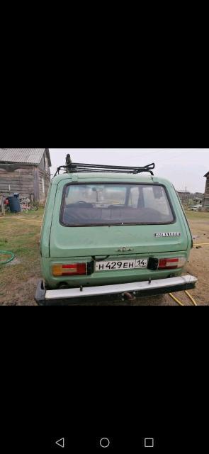 ВАЗ (Лада) 2121 4x4 Нива 1987