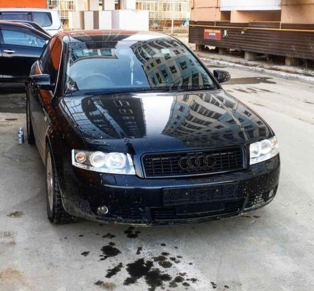Audi А4 2003