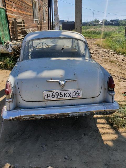 ГАЗ 21 Волга 0