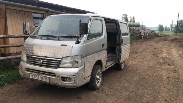 Nissan Caravan 0