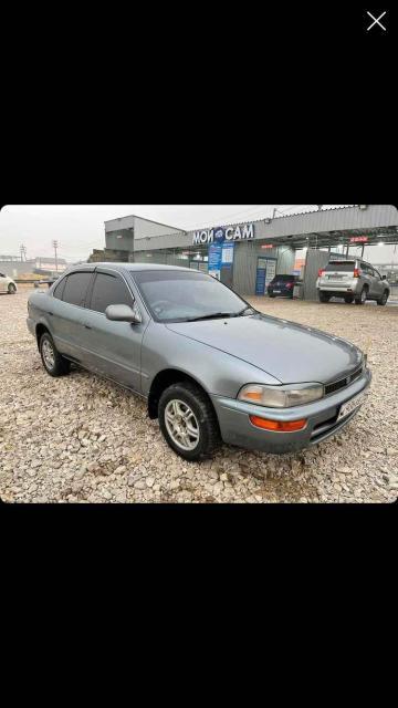 Toyota Sprinter 1991