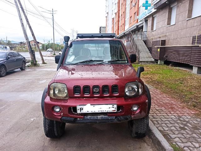 Suzuki Jimny Wide 1998