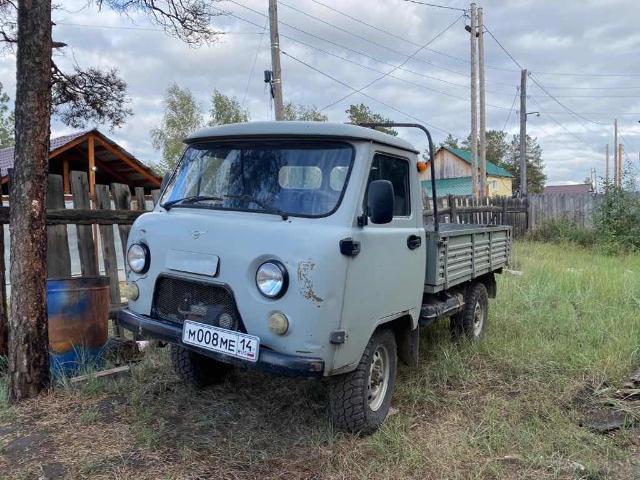 УАЗ Бортовой (УАЗ-3303) 2011
