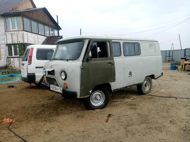 УАЗ Фермер (УАЗ-39094) 1997