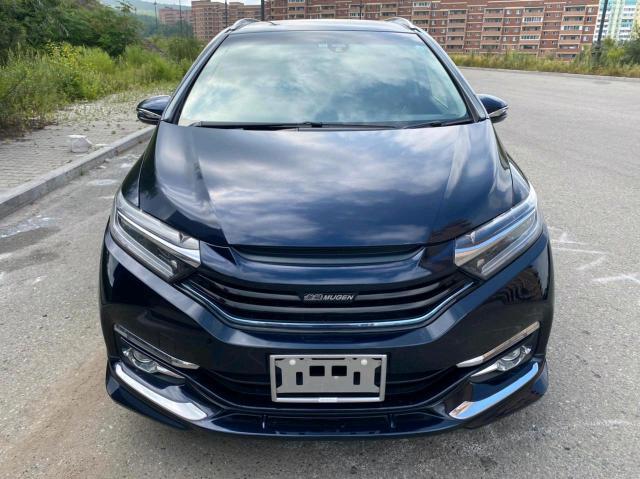 Honda Shuttle 2017